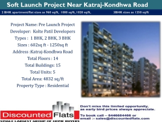 Kolte Patil Soft Launch @ Katraj Kondhwa Road, Pune