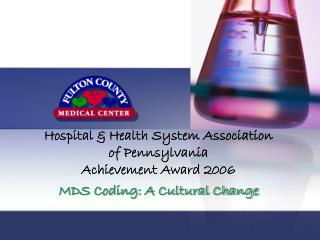 hospital  health system association  of pennsylvania  achievement award 2006