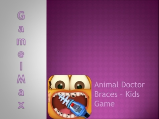 Animal Doctor Braces - Game for Kids