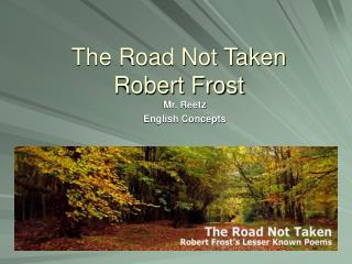 appreciation of the poem the road not taken