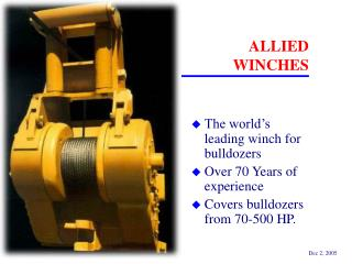 ALLIED  WINCHES
