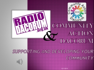 All About Radio Dacorum