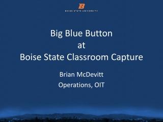 Classroom Webcams are a No Go