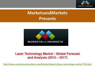 Laser Technology Market