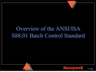 overview of the ansi