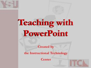 Teaching with PowerPoint