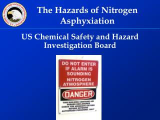 US Chemical Safety and Hazard Investigation Board
