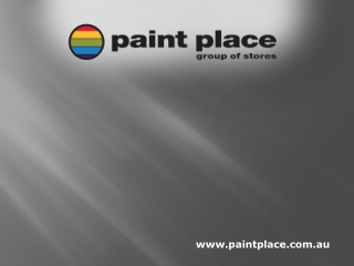 Paint Place Group of Stores