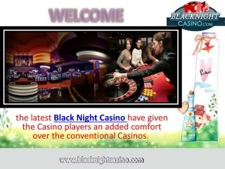Black Night Casino Tips