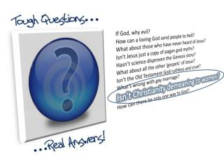 If God, why evil? How can a loving God send people to Hell? What about those who have never heard of Jesus? Isn't Jesus