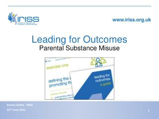 Leading for Outcomes