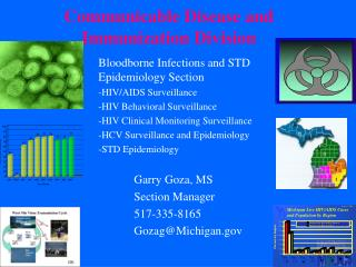 Communicable Disease and Immunization Division