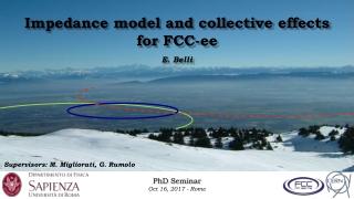PhD Seminar Oct 16, 2017 - Rome