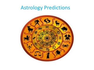 Telugu Astrology Predictions