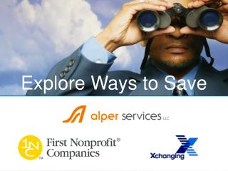 Explore Ways to Save