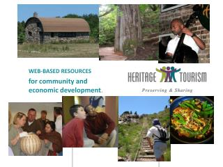 WEB-BASED  RESOURCES for community and  economic development .