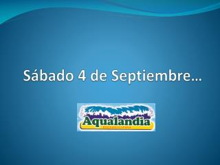 Aqualandia Guinness World Record