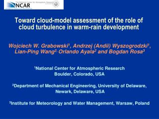 Toward cloud-model assessment of the role of cloud turbulence in warm-rain development