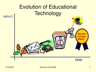 Evolution of Educational Technology