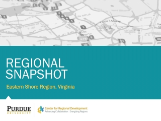 Eastern Shore Region, Virginia