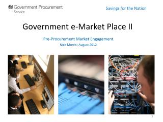 Government e-Market Place II