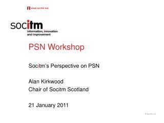 PSN Workshop