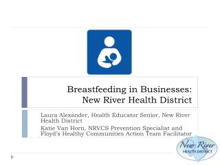 Breastfeeding in Businesses: New River Health District