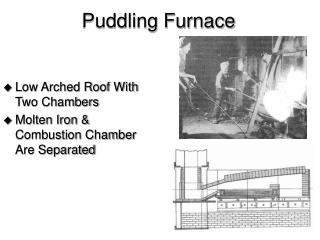 Puddling Furnace