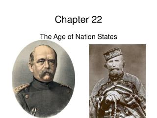 The Age of Nation States