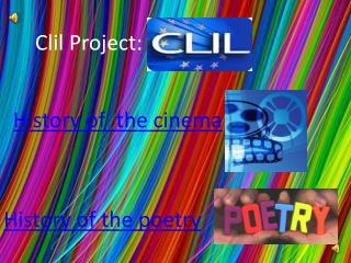 Clil Project:
