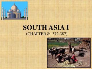 SOUTH ASIA I