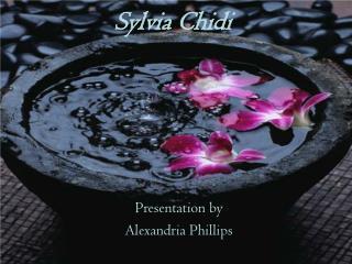 Sylvia Chidi
