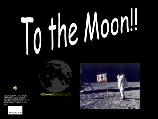To the Moon!!