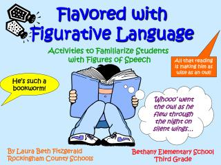 Flavored with Figurative Language