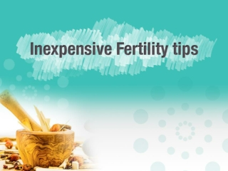 Natural Fertility Treatments in Sydney