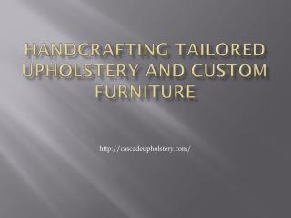 Bellevue Upholstery