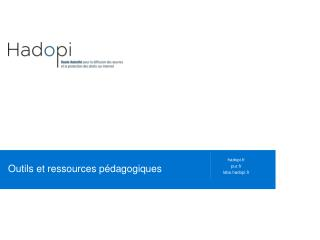hadopi.fr pur.fr labs.hadopi.fr