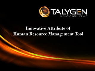 Hr and Leave Management Tool - Talygen