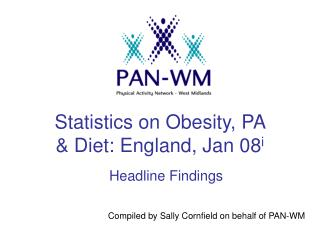 Statistics on Obesity, PA & Diet: England, Jan 08 i