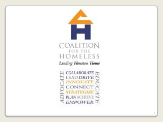 Definitions of Homelessness