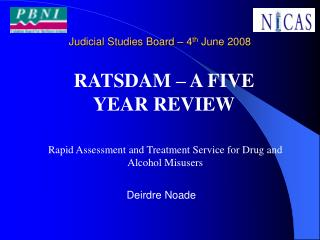 Judicial Studies Board – 4 th June 2008
