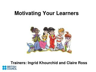 Motivating Your Learners