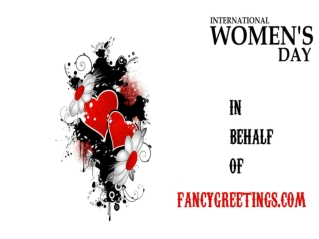 International Womens Day Greetings and Wishes@ Fancygreeting