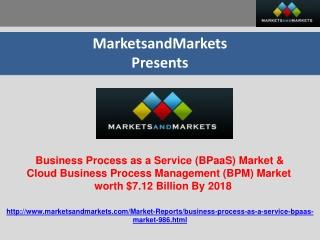BPaaS Market