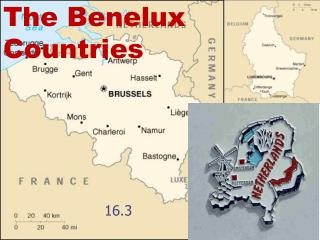 The Benelux Countries