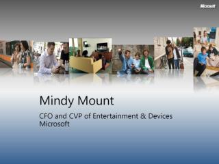 Mindy Mount