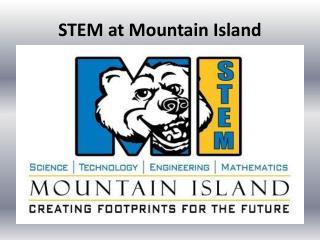 STEM at Mountain Island