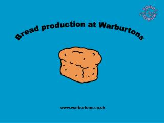 Bread production at Warburtons
