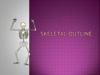 Skeletal Outline