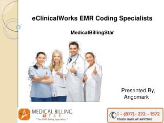eCilnicalWorks EMR Coding Specialists